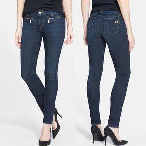 Michael Kors   Jeans Zip Pocket Skinny Jeans